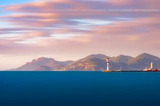 From Cannes 'til Esterel Mounts ....