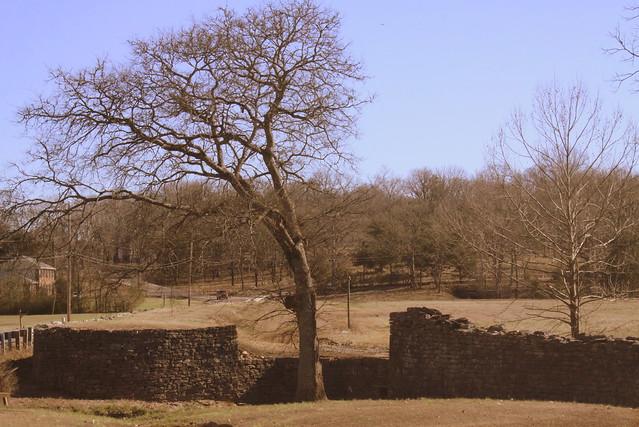 Chandler Stone Wall - Mt. Juliet, TN