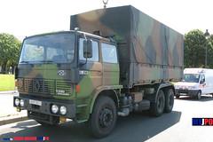 BDQJ09-4060 RENAULT G290 VTL (milinme.myjpo) Tags: frencharmy renault g290 vtl véhicule de transport logistique remorque rm19 trailer bastilleday