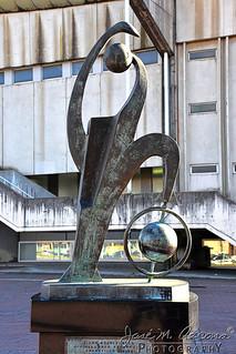 San Sebastian / Donostia. Homenaje a Aitor Zabaleta.