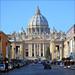 St Peter's Basilica / Via della Conciliazione