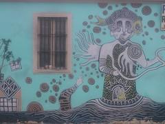 Lima - Calle Jos Glvez (Santiago Stucchi Portocarrero) Tags: graffiti lima per miraflores santiagostucchi