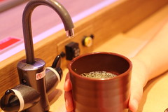 Hot Green Tea (Ardy Hadinata Kurniawan) Tags: green japanese tea drink beverage genki