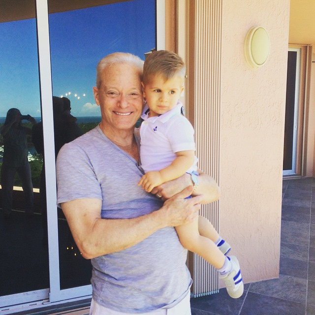 Happy Fathers Day to our wonderful Janpa! #summer2015 #jaydenziegler #fathersday