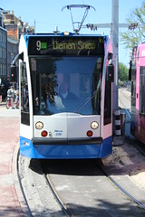 Lijn 9 -> Diemen Sniep (AMSfreak17) Tags: public amsterdam traffic siemens tram 13g trams gvb ov plantage combino middenlaan 14g 2119 amsfreak17