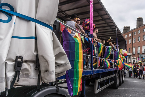 DUBLIN 2015 LGBTQ PRIDE PARADE [THE BIGGEST TO DATE] REF-105955