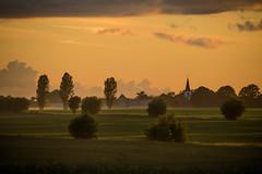 Sunset (Infomastern) Tags: sunset sky clouds landscape countryside himmel churchtower solnedgång landskap moln geolocation midsummereve midsommarafton söderslätt landsbygd kyrktorn camera:make=canon exif:make=canon exif:lens=efs18200mmf3556is exif:focallength=200mm exif:aperture=ƒ56 exif:isospeed=160 camera:model=canoneos760d exif:model=canoneos760d