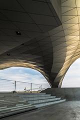 Muse des confluences (Stphane Slo) Tags: architecture lyon pentax muse moderne route extrieur confluence k30