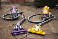 "Double Dyson (Sheep""R""Us) Tags: england london unitedkingdom vacuum gb cleaner dyson tooting dc08"