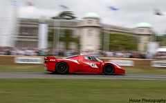 Ferrari FXX ({House} Photography) Tags: horse car festival race speed climb italian track westsussex hill automotive ferrari racing expensive spec goodwood motorsport chichester prancing fxx housephotography worldcars timothyhouse