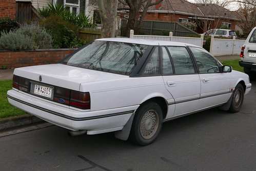 1994 Ford LTD (DC II) sedan