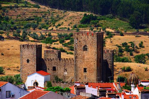 Detalhe do Castelo