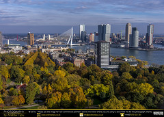 Rotterdam From The Euromast (andrewtijou) Tags: andrewtijou nikond7200 europe netherlands southholland dutch rotterdam nieuwemaas river water port dock euromast viewpoint nl