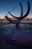 Sundial (Zouhair Lhaloui) Tags: sundial adlerplanetarium chicago windyity windycity secondcity illinois midwest urban city cityscapes landscapes architecture usa zouhairlhaloui zlphotography 2017 sky outdoor bluesky buildings photomerge photostitch ville nikond810 rokinon24mmf35tiltshift villeamericaine