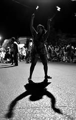 La sombra del Candombe