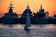 Sailing  DSC_3555 (Chris Maroulakis) Tags: athens floisvos marina boats sunset nikon d7000 chris maroulakis 2017 sailing