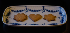 Traditional Finnish ginger bread cookies (frankmh) Tags: cookie gingerbread christmas finland sweden indoor