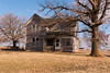 By The Old Oak Tree (nikons4me) Tags: old oak tree abandoned oldhouse farm sunny sky building decay decaying nikonafsdx18200mmf3556gifedvr nikond200