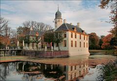 Fraeylemaborg (TeunisHaveman) Tags: fraeylemaborg borg slochteren reflectie herfst groningslandschap