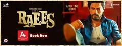Download #Ask4ticket Android app @ https://goo.gl/3v3D4w  #BookTicketsNow  #Raees #Hindi  Director : #RahulDholakia  Actors : #ShahRukhKhan #MahiraKhan #NawazuddinSiddiqui #SunnyLeone  Movie Info : Raees (English: Wealthy) is an upcoming 2017 Indian actio (Ask4ticket.com) Tags: bookticketsnow nawazuddinsiddiqui mahirakhan sunnyleone rahuldholakia hindi ask4ticket shahrukhkhan raees