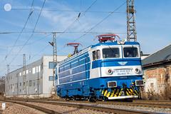 Back on track: 46 028 (cossie*bossie) Tags: bdz 46028 46 028 electric locomotive electroputere craiova le5100 cargo burgas bulgaria asea 060ea