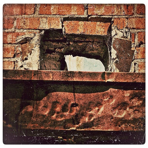 "Rusty Gutter • <a style=""font-size:0.8em;"" href=""http://www.flickr.com/photos/150185675@N05/31664444785/"" target=""_blank"">View on Flickr</a>"