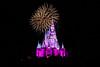Magic (*ScottyO*) Tags: magickingdom disney disneyworld palace castle orlando florida pink purple fireworks white light magic magical fairytale night outdoor dark spectacular landmark explosion