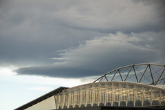 Stadium (Ian@NZFlickr) Tags: stadium dunedin covered roof natural grass otago football rugby nz