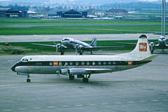 BEA ViscountP (T.O. Images) Tags: gaohw bea british european airways vickers viscount paris orly