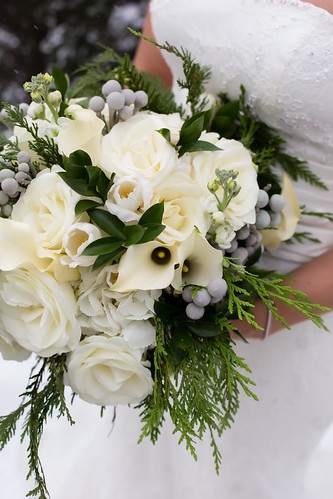 """Winter White Bouquet • <a style=""""font-size:0.8em;"""" href=""""http://www.flickr.com/photos/81396050@N06/32219880552/"""" target=""""_blank"""">View on Flickr</a>"""