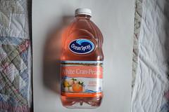 Ocean Spray White Cran Peach Juice (stinkaholic) Tags: juice peach cran white spray ocean yummy beverage refreshing