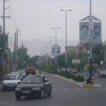 Märtyrer Plakate, Shiraz