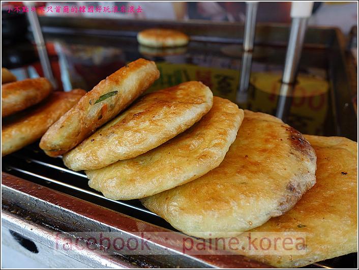 首爾望遠市場 海鮮糖餅 (4).JPG