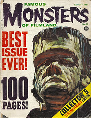 FAMOUS-MONSTERS-13-1961 (The Holding Coat) Tags: famousmonsters basilgogos warrenmagazines