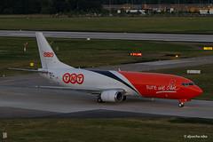 TNT Boeing 737-400 Hannover Airport (Gyroh) Tags: plane airplane airport aircraft hannover boeing airways flughafen tnt hanover flugzeug spotting 737 haj planespotting 737400 langenhagen eddv