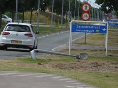lamppost (streamer020nl) Tags: holland nederland nl flevoland buiten almere 2015 almerebuiten 180715
