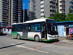 [Buses in Beijing] Foton AUV BJ6851C6BCD <LNG> BPT #111992 at Hongfuyuan Bus Yard (tonyluan1990) Tags: beijing publictransport citybus foton midibus alternativefuelvehicle beijingpublictransportholdingsltd beijingpublictransport lngbus bj6851c6bcd