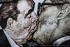 Berlin Wall, East Side Gallery, Berlin, Germany