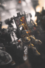 In the future, there is only WAR (Mind/Portal) Tags: fun toy miniature marine space 40k warhammer terminator
