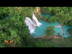 VF Vive la Cascada de Minas Viejas desde el aire, (zerodriftmedia) Tags: travel nature waterfall huasteca cascadas tamul lahuastecapotosina cascadademinasviejas filmacinarea aerialfilming mexicocountry