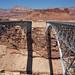 Ponte Navajo, gêmeas