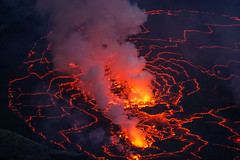 DSC06240 (Ninara31) Tags: kongo nyiragongo volcano gomo virungamountains vierungnationalpark lava virunga nationalpark