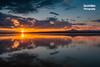 Sunset at Larnaca Salt lake (Andreas Iacovides) Tags: canon larnaca saltlake 5d markiii
