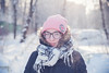 IMGP5019 (myr_way) Tags: • folk people pentaxk1 k1 pentax makeup russian timber wood woodland forest girl winter moscow snow snowfall snowcovered snowy snowbound cold chill frost coldness sunny frosty morning december