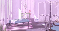 Deco(c)rate, Scarlet Creative and gachas in general (Neaira Aszkenaze) Tags: decocrate scarletcreative scarlet creative gacha apple fall applefall thedomineauxeffect domineaux effect table window settee bench uppolstry roomdevider screen modesty privacy kitchen decor livingroom living room twinklelights twinkle lights door windowdoors lamp breakfast relax zen relaxing bliss redhair fern plants glass cloche food rug carpet frozenroses frozen roses frozenelegance elegance subscriptionbox subscription box crate deco home interior interiorinspo interiorinspiration inspiration sliving slliving sl secondlife second life catwa catya doux letre zenith