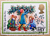 "great xmas stamp GB Great Britain 15 1/2p ""The Holly and the Ivy"" (illustration of british xmas-song, Illustration britisches Weihnachtslied) navidad sello noel timbre Great Britain United Kingdom stamps jul frimerker poste-timbres Grande-Bretagne sellos (stampolina, thx! :)) Tags: stamps 切手 briefmarken スタンプ postzegel zegels марки टिकटों แสตมป์ znaczki 우표 frimærker frimärken frimerker 邮票 طوابع bollo francobollo francobolli bolli postes timbres sello sellos selos razítka γραμματόσημα bélyegek markica маркица pulları tem perangko gb uk unitedkingdom greatbritain england grossbritannien xmas christmas weihnachten navidad merrychristmas pullar poštovné frimaerke granbretagna granbretaña vánoce χριστούγεννα クリスマス 圣诞节 рождество jul natale bożenarodzenie noel postage briefmarke timbre yóupiào марка poštarina wysyłka pečiatky ค่าไปรษณีย์ children holly ivy xmassong song lied weihnachtslied kinder"