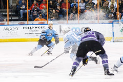 "Missouri Mavericks vs. Alaska Aces, December 16, 2016, Silverstein Eye Centers Arena, Independence, Missouri.  Photo: John Howe / Howe Creative Photography • <a style=""font-size:0.8em;"" href=""http://www.flickr.com/photos/134016632@N02/31607636932/"" target=""_blank"">View on Flickr</a>"