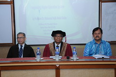 67th PROFESSORIAL INAUGURAL LECTURE SERIES PROGNOSING HIGHER EDUCATION SYSTEM BY PROF. DR MOHAMED NAJIB ABDUL GHAFAR