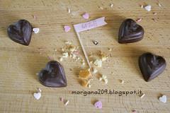 MuffinSanValentino_008w (Morgana209) Tags: love sanvalentino amore muffin cioccolato nutella yogurt facili veloci innamorati cuore tag flag handmade cucinareconamore heart 14febbraio fattoamano donospeciale