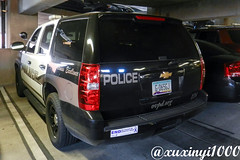 2012 Chevrolet Tahoe Police Pursuit Vehicle (PPV), OVPD 124 (xuxinyi1000) Tags: oro valley police department ovpd arizona 124 2012 chevrolet tahoe pursuit vehicle ppv